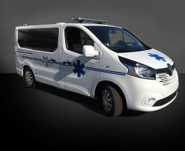Ambulance RENAULT TRAFIC / FIAT TALENTO version High Tech