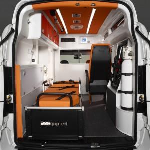 DOBLO AUTORIBEIRO intérieur Orange