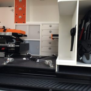 Mercedes SPRINTER AUTORIBEIRO Avec TABLE A200