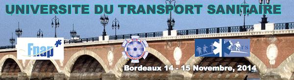 Université de Bordeaux du transport sanitaire