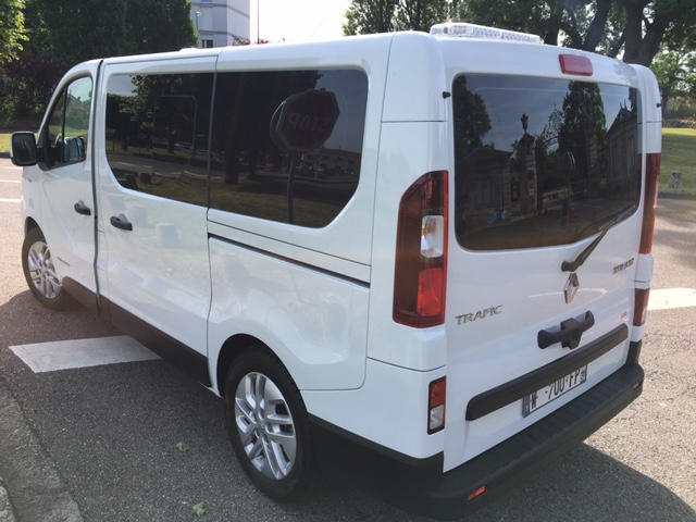 Renault Trafic L1h1 2pl Pro 2 Nordestambulances