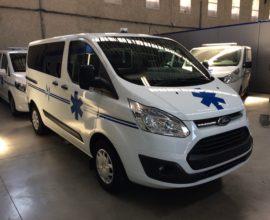 Ford Transit Custom  L1H1 et L2H1