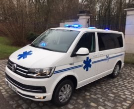 Ambulance VW Transporter - L1H1 et L2H1 AR.France