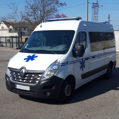 Ambulance RENAULT Master L2h2 - 170cv