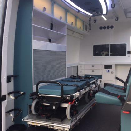 Ambulance Volkswagen CRAFTER L2H2