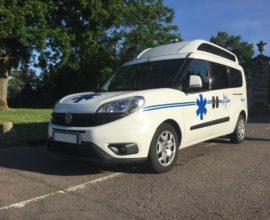Ambulance FIAT DOBLO AR.France 135 CV