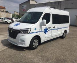 Ambulance Renault MASTER / Opel MOVANO L2H2 - AutoRibeiro