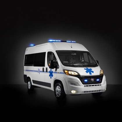 Ambulance FIAT DUCATO - L2H2 150cv- AUTO RIBEIRO France