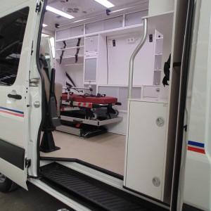 Ambulance CRAFTER
