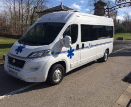 Ambulance BOXER / JUMPER / DUCATO L3H2