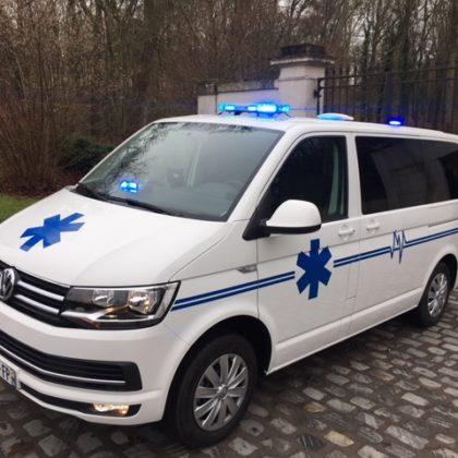 Ambulance VW Transporter - L1H1 et L2H1 AR.France