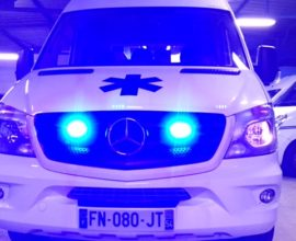 Ambulance MERCEDES SPRINTER L2H2 Autoribeiro