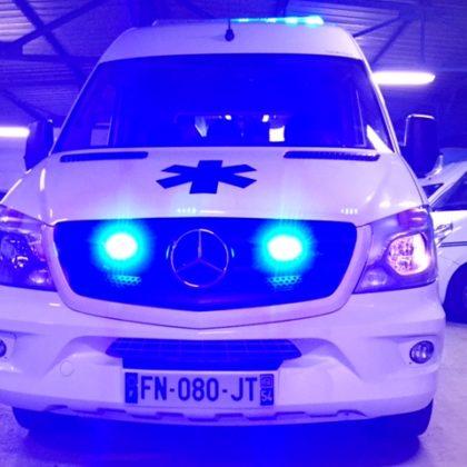 Ambulance MERCEDES SPRINTER L2H2 Autoribeiro