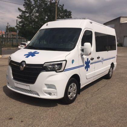 Ambulance Renault MASTER / Opel MOVANO L3H2