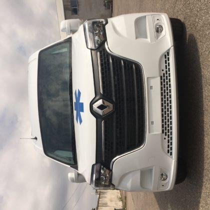 Ambulance Renault MASTER / Opel MOVANO L2H2 AR.France