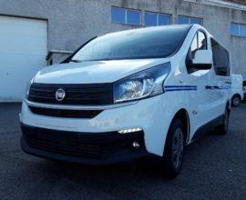 Ambulance FIAT Talento L1H1 120cv - nouvelles normes EN.1789