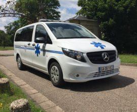 Ambulance MERCEDES VITO / classe V L2H1 AutoRibeiro